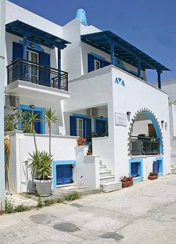 Naxos Evilion Luxury Apartments
