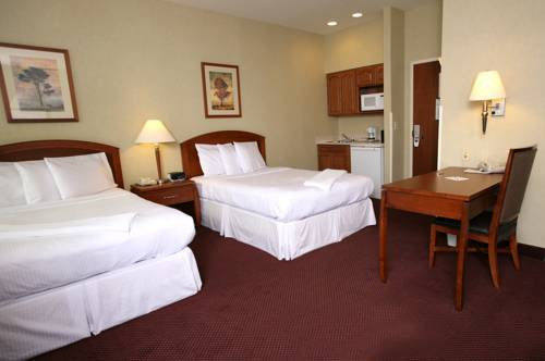 Best Western PLUS Hannaford Inn & Suites