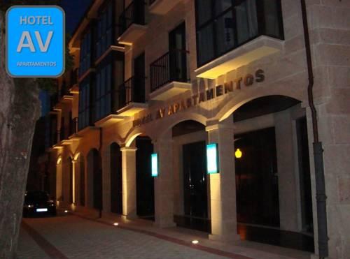 Hotel AV Lobios