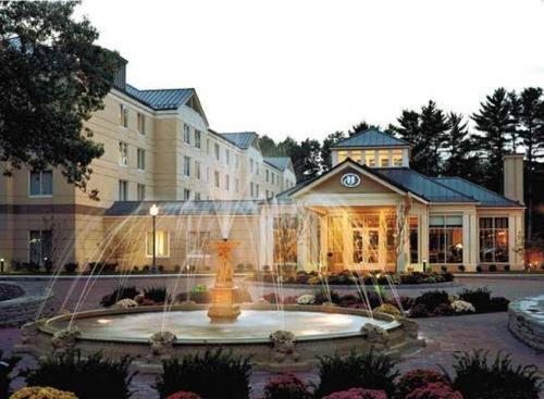 Hilton Garden Inn Saratoga Springs