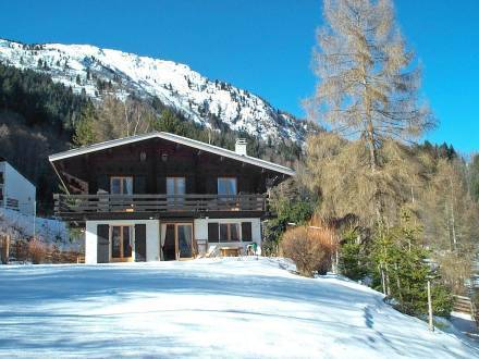 Holiday Home Paladini Les Houches