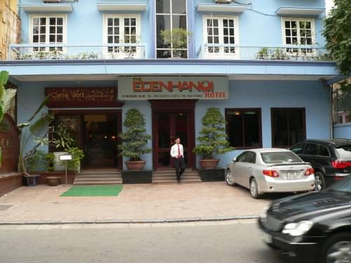Eden Hanoi Hotel - Tho Nhuom