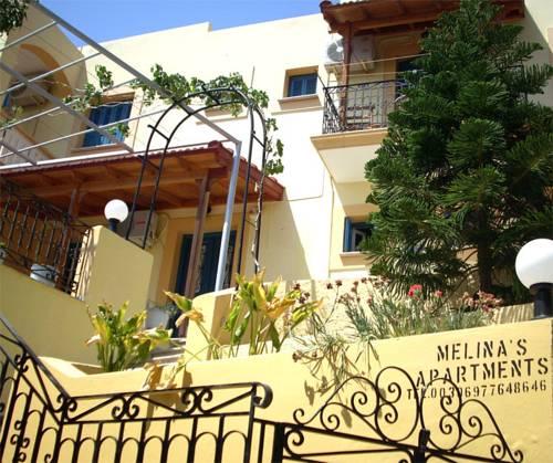 Melina's Apartments