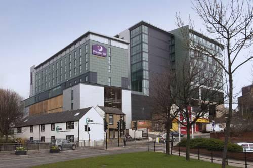Premier Inn Barnsley Central M1 J37