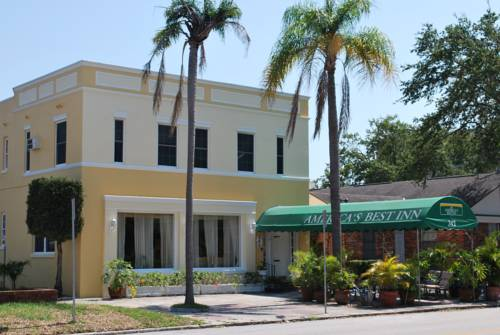 America's Best Inn-Downtown St Petersburg