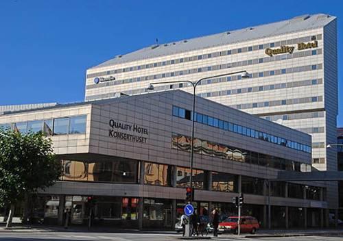 Quality Hotel Konserthuset