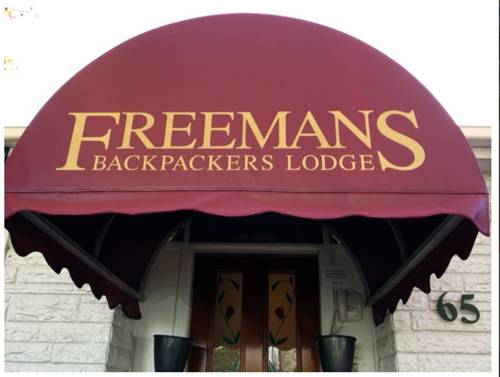 Freemans Backpackers