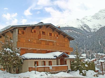 Apartment Moranches Contamines Montjoie