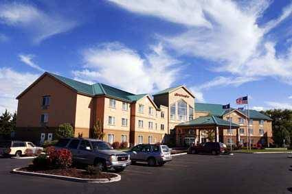 Hampton Inn Salt Lake City Central