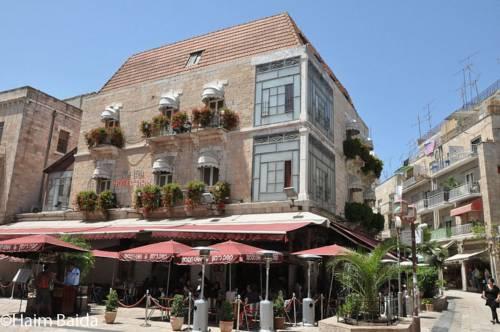Zion Hotel