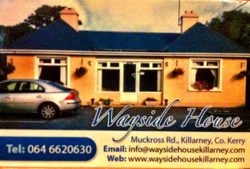 Irish Cottage Guest Accommodation (Formerly known as Wayside House)
