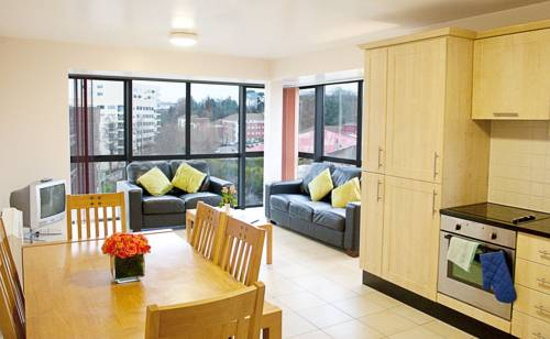 University Hall Apartments (Campus Accommodation)