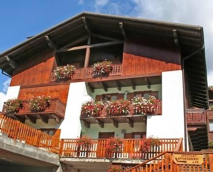 Apartment Casa Pegolotti II Cogolo Di Pejo