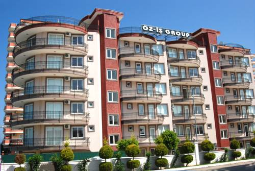 Isilsu Beach Apart Hotel