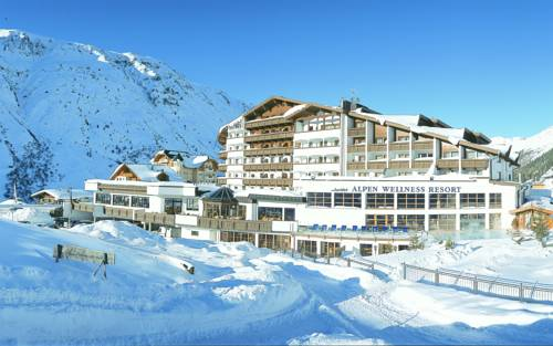 Alpen Wellness Resort Hochfirst