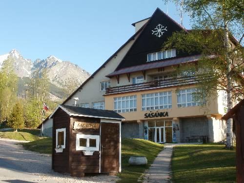 Hotel Sasanka