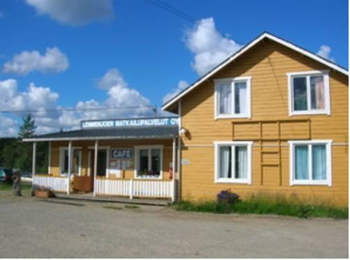 Lemmenjoki Camping