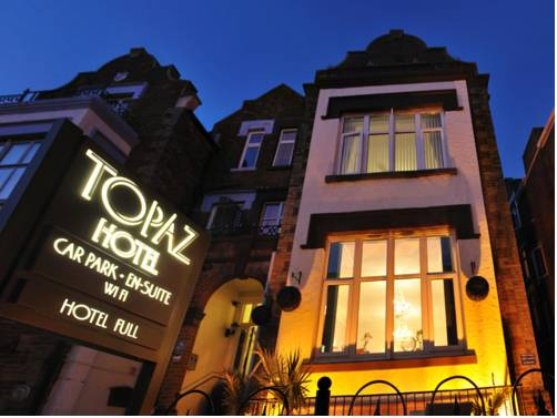 The Topaz Central Bournemouth
