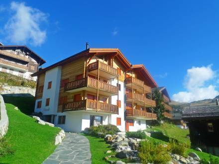 Apartment Haus Marmotte Bettmeralp