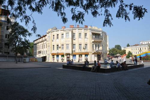 Deribas Hotel