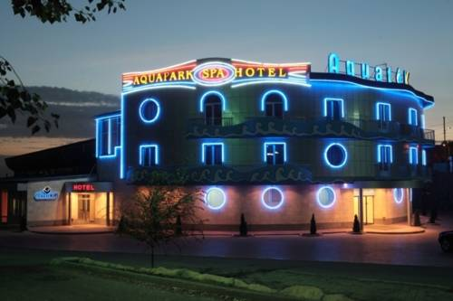 Aquatek Hotel, Spa & Aquapark