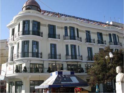 Ermionio Hotel
