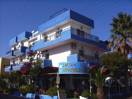 Captain Sun Apartments