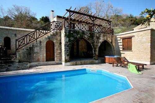 Z & X Holiday Villas - Miliou Area