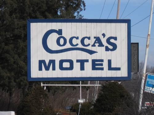 Cocca's Motel - Malta