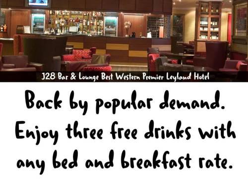 Best Western Premier Leyland Hotel