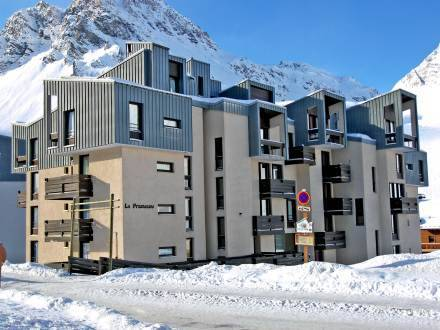 Apartment Pramecou VII Tignes