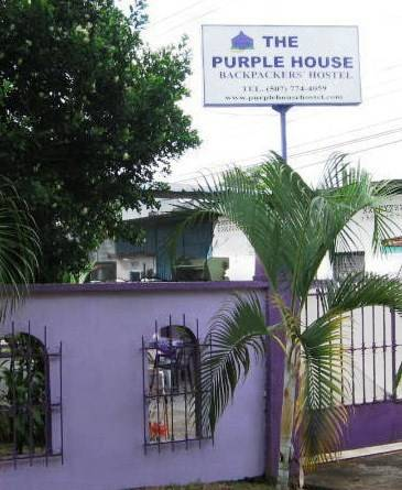 The Purple House International Backpacker Hostel