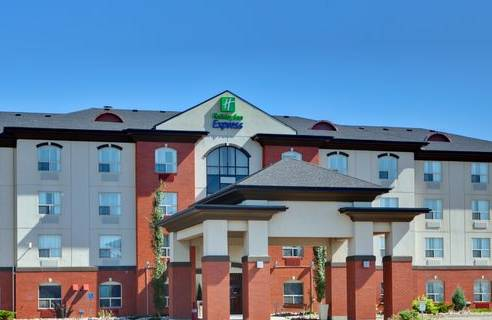 Holiday Inn Express Hotel & Suites Sherwood Park-Edmonton Area