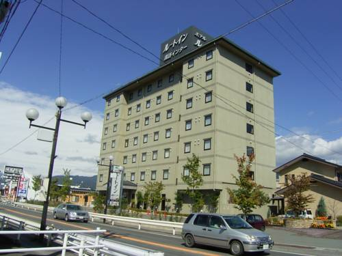 Hotel Route-Inn Suwa Inter