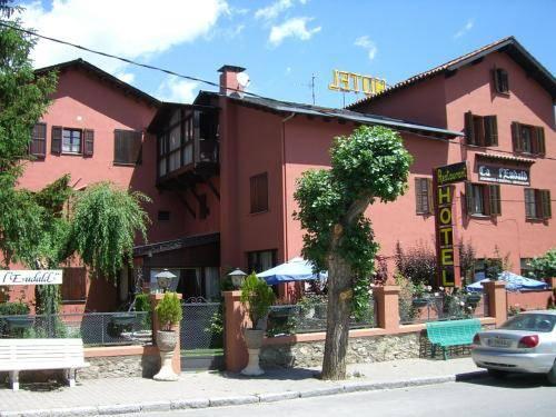 Aero Hotel Cerdanya Ca L'eudald
