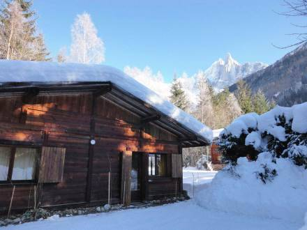Holiday Home Simond Chamonix