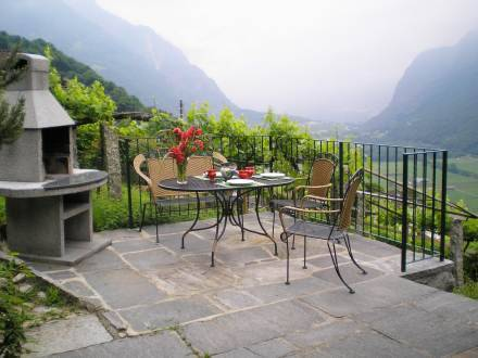 Holiday Home Riposo Malvaglia