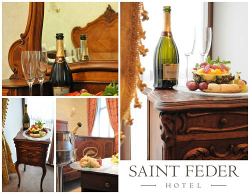 Saint Feder Boutique Hotel