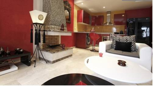 Luxury studio in Casablanca
