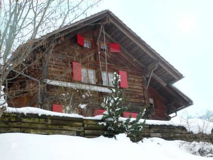 Holiday Home Blaser Oberwil im Simmental