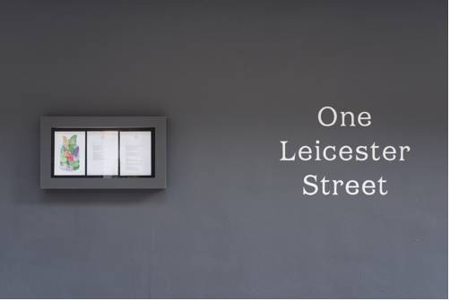 One Leicester Street
