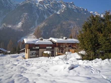 Holiday Home Les Pelarnys II Chamonix