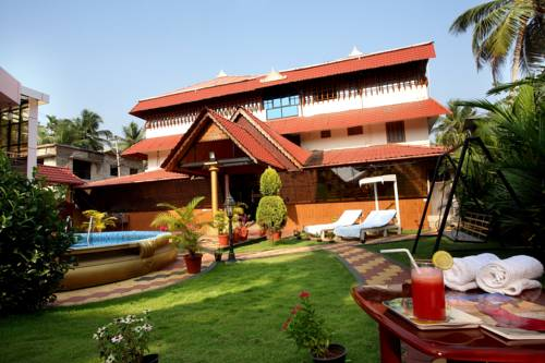 Sreeragam Luxury Villa Retreat