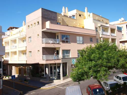 Apartamentos Isla Tenerife Sur Adults only