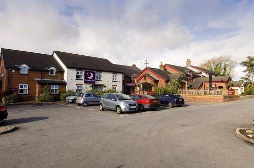 Premier Inn Blackpool Kirkham (M55, Jct 3)