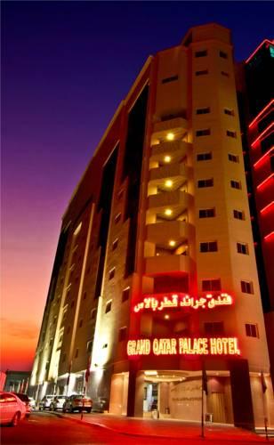 Grand Qatar Palace Hotel