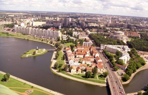 Troitskoye Rental Apartments