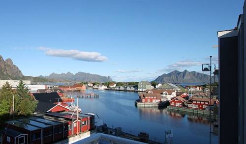 Svolvær Havn Apartments