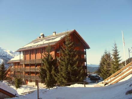 Apartment Le Grand Sud Meribel