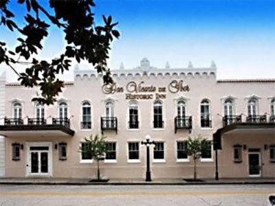 The Don Vicente de Ybor Historic Inn